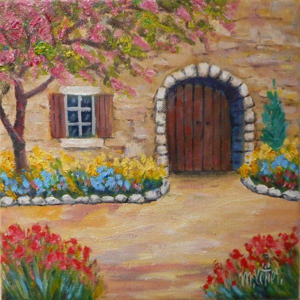 petit coin de jardin n°1Maurice Vétier
