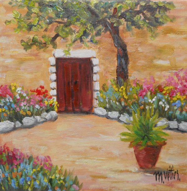 Petit coin de jardin n°3 Maurice Vetier