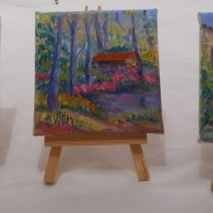 toile 10x10 Maurice Vétier